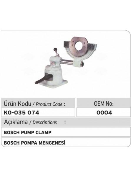 0004 Bosch Зажим насоса