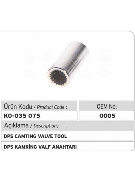 0005 DPS Camting Инструмент для клапанов