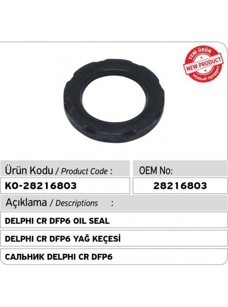 28216803 Сальник DELPHI CR DFP6