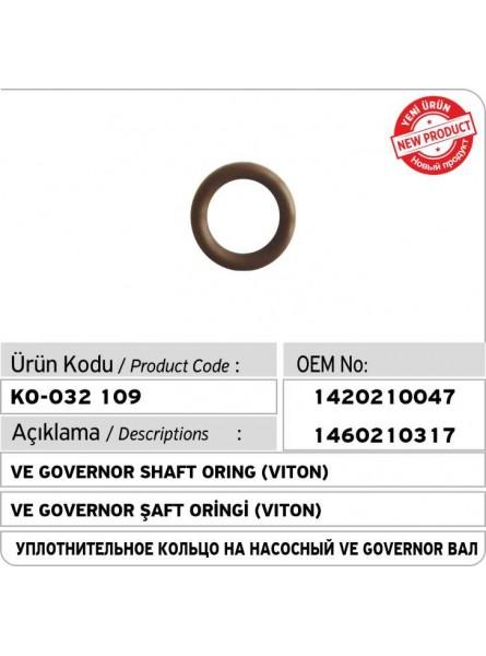 1420210047 - 1460210317 VE Уплотнительное кольцо  (Viton)