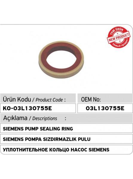 03L130755E Уплотнительное кольцо насоса SIEMENS