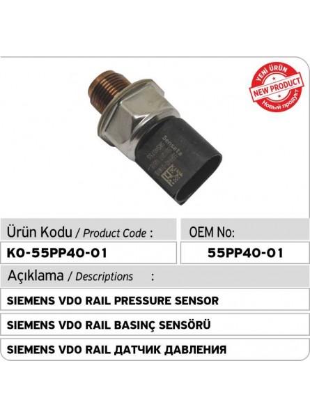55PP40-01 SIEMENS VDO RAIL Датчик давления