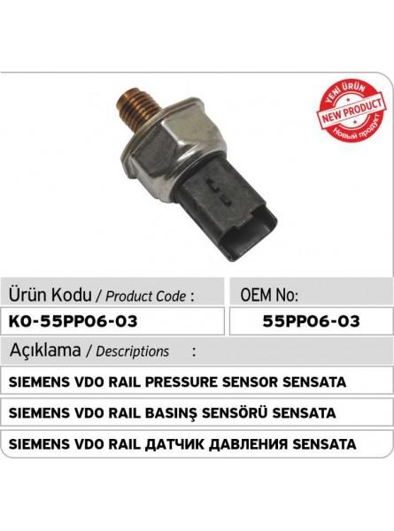 55PP06-03 SIEMENS VDO RAIL Датчик давления SENSATA
