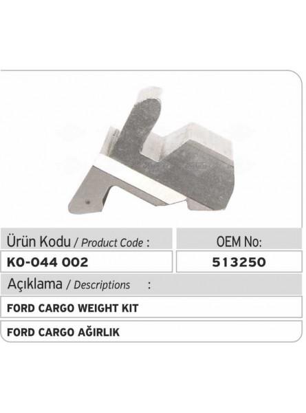 Комплект весов Ford Cargo