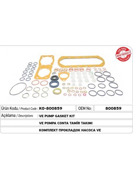 800859 VE Комплект прокладок для насоса