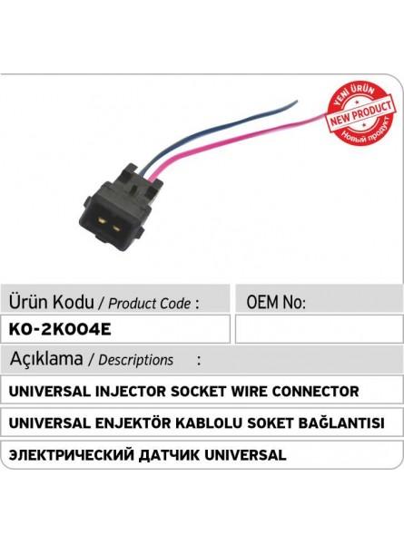 Электрический датчик форсунки Universal