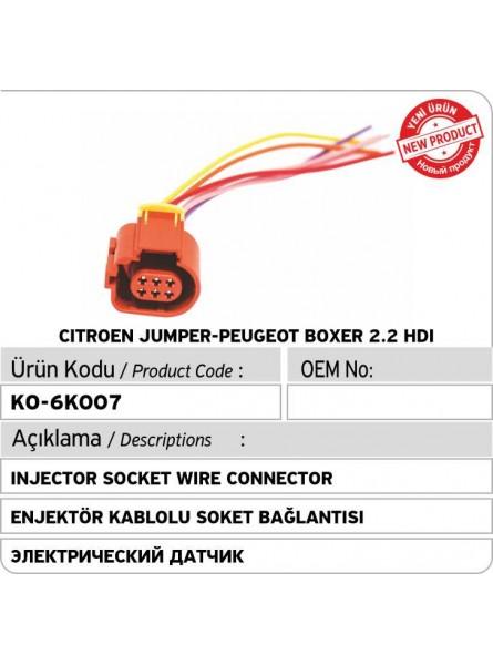 CITROEN JUMPER-PEUGEUT BOXER 2.2 HDI Электрический датчик форсунки