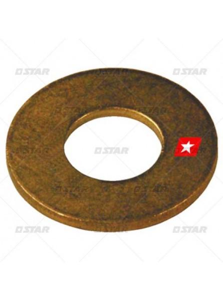 Бронзовая шайба клапана 1410105001 PRFK=Q