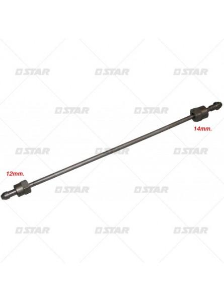 Изо-трубки  m12X14X600-2 1680750014