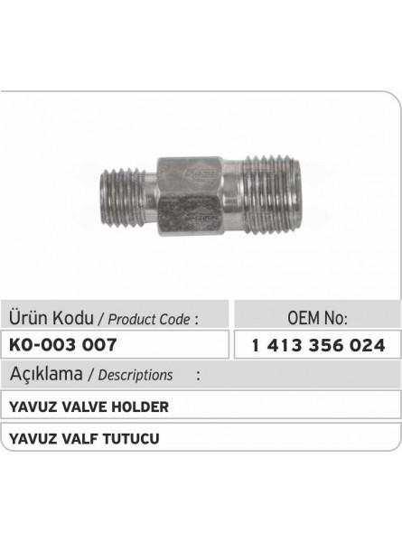 Держатель клапана 1413356024 Volvo Yavuz