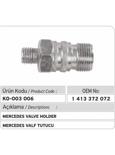 Держатель клапана 1413372072 Mercedes