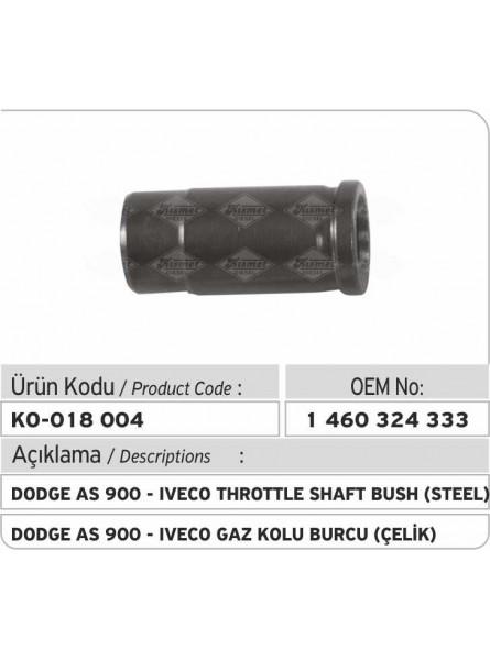 Втулка оси газа 1460324333 Dodge AS 900-Iveco  (сталь)
