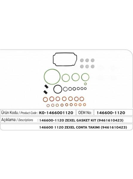 Комплект прокладок 146600-1120 (9461610423)