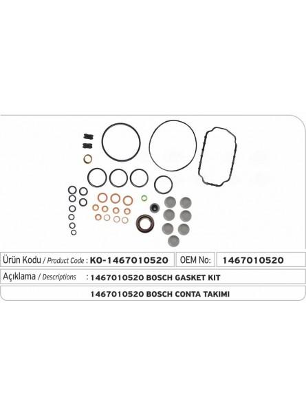 Комплект прокладок 1467010520 Bosch
