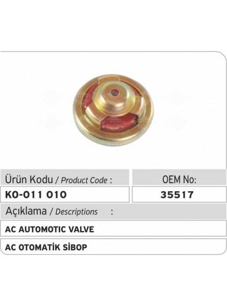 Автоматический клапан 35517 AC