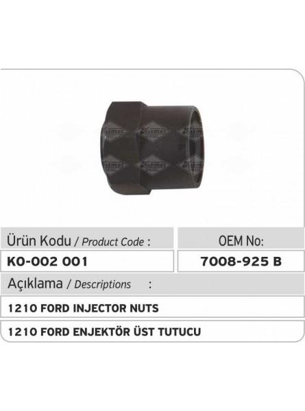 Гайка форсунки 7008-925B Ford 1210