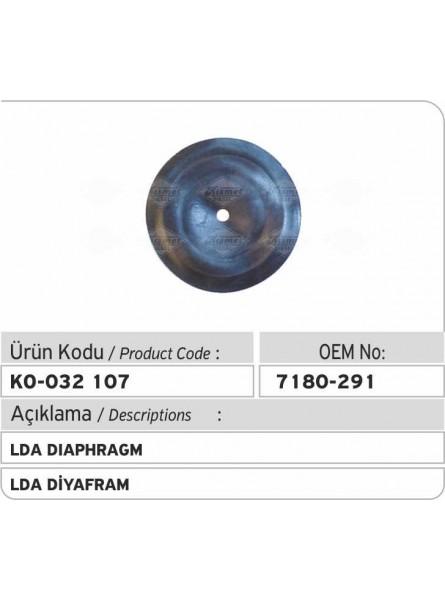 Прокладка 7180-291 DPS (плотный)