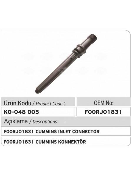 Впускной штуцер F00RJ01831
