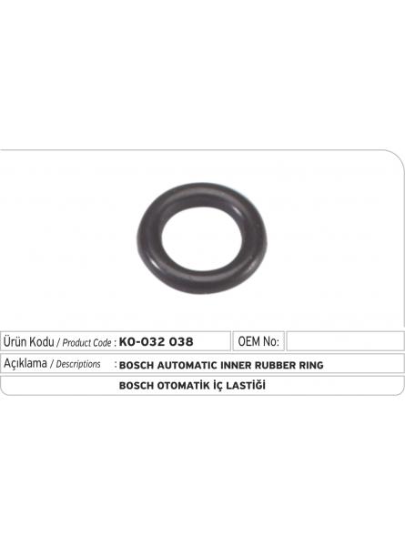 Внутреннее автоматическое  резиновое кольцо Bosch
