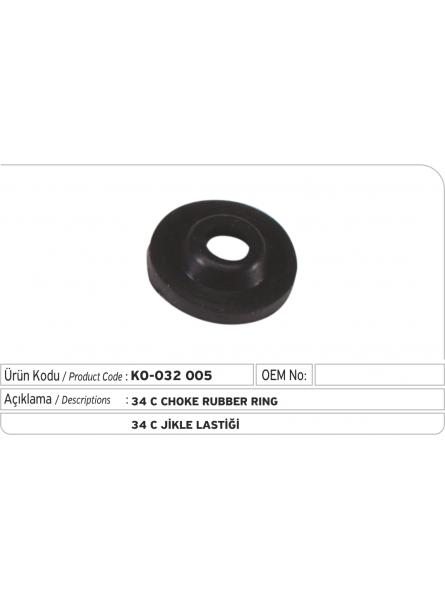 Резина дросселя 34C