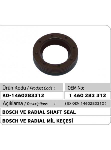 1460283312 Bosch VE Уплотнение радиального вала