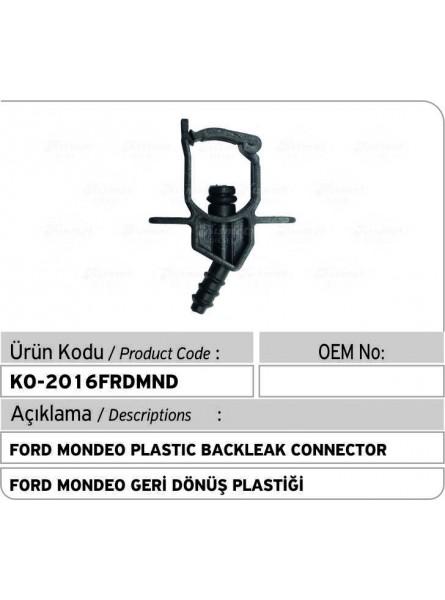 Ford Mondeo соединитель обратки