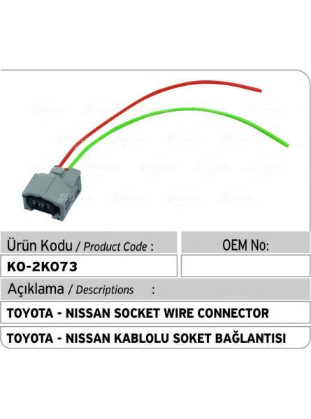 Электрический датчик Toyota