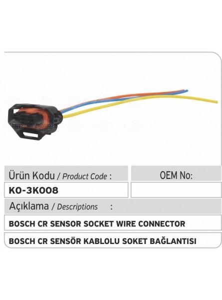 Электрический датчик Bosch Common Rail
