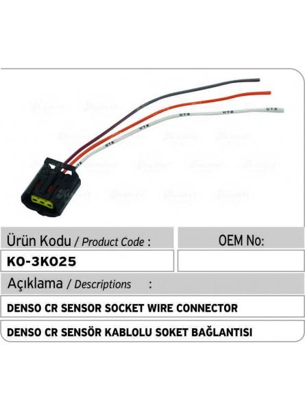 Электрический датчик Denso Common Rail
