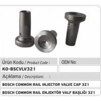 Крышка клапана 321 форсунки Bosch Common Rail
