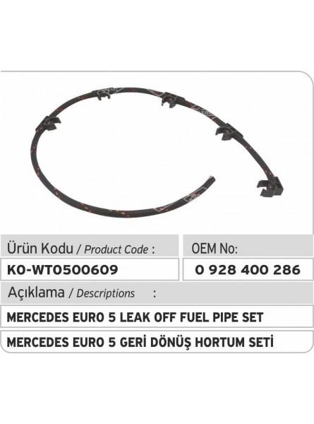 0928400286 Комплект топливных труб Mercedes Euro 5