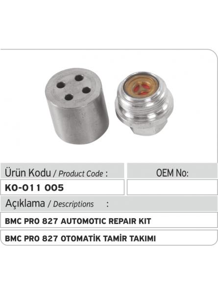Автоматический ремкомплект 2BMC Pro 827