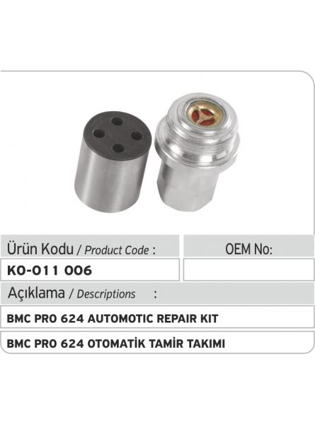 Автоматический ремкомплект BMC Pro 624