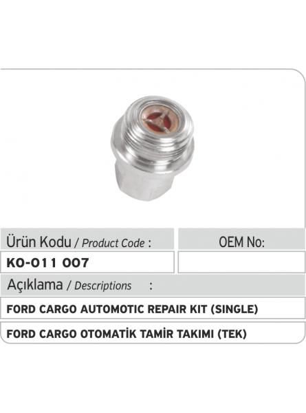 Автоматический ремкомплект Ford Cargo (одиночный)