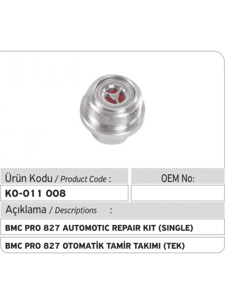 Автоматический ремкомплект BMC Pro 827 (одиночный)