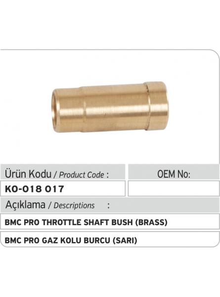 Втулка оси газа BMC Pro
